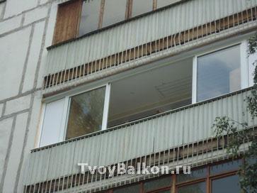 Расчет стоимости алюминиевого остекления - твой балкон.ru.