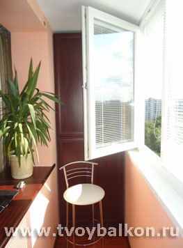 Утепление лоджий и балконов в компании твой балкон.